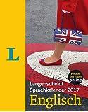 Langenscheidt Sprachkalender 2017 Englisch - Abreißkalender