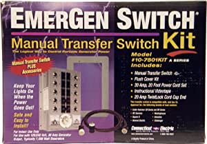 connecticut electric egs107501akit emergen switch kit. Black Bedroom Furniture Sets. Home Design Ideas