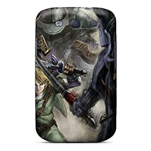 Pretty QOn20692tKOu Galaxy S3 Cases Covers/ Link Concept The Legend Of Zelda Series High Quality Cases