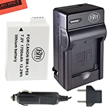 Replacement LP-E8 LPE8 Battery And Charger Kit For Canon Rebel T5i T4i T3i T2i DSLR Digital Camera + More!!