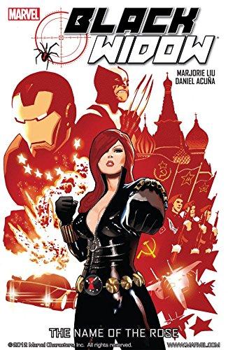 Dart Rose - Black Widow: The Name of the Rose (Black Widow (2010))