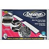 Dynamat 10455 18' x 32' x 0.067' Thick Self-Adhesive Sound Deadener with Xtreme Bulk Pack, (Set of 9) , Black