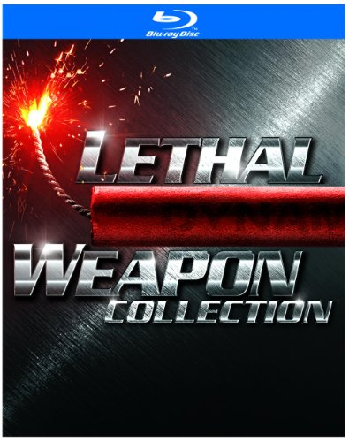 Blu-ray : Lethal Weapon Complete Collection (Gift Set, 5 Disc)