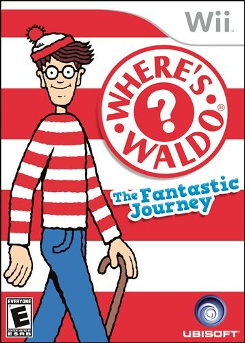 Ubisoft Wheres Waldo Wii - 1