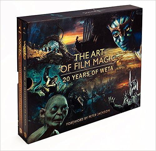 Weta: Art Of Movie Magic: Weta At 20 por Luke Hawker epub