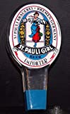 St.Pauli Girl 7 inch Mini Shot Gun Style Signature Tap Handle Beer Keg Marker