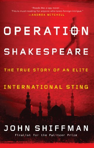 National Treasure Book Of Secrets 2004 - Operation Shakespeare: The True Story of an Elite International Sting