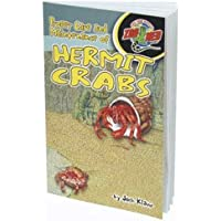 Zoo Med Laboratories SZMZB40 The Proper Care of Hermit Crabs Book