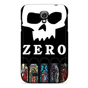 Galaxy S4 Cover Case - Eco-friendly Packaging(zero Skull)