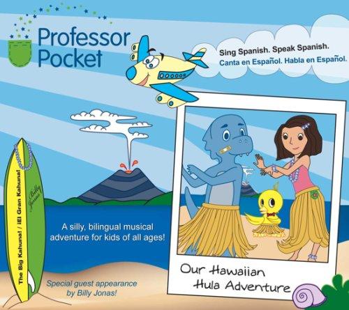 Our Hawaiian Hula Adventure (Professor Pocket)