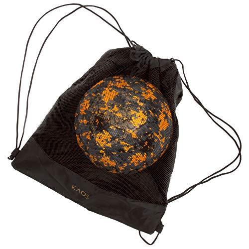 Mesh Bag Included Outdoor Sports Training Recreational Soccer Ball for Girls and Boys KAOS Soccer Ball Size 4