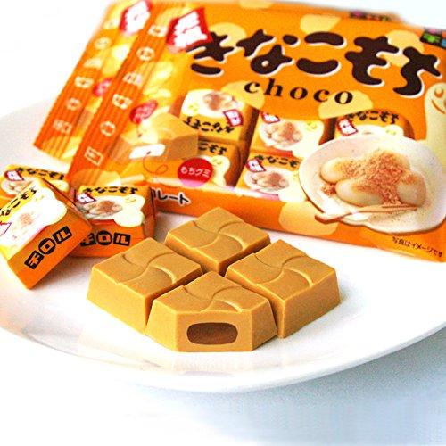 Image result for チロルチョコきなこもち