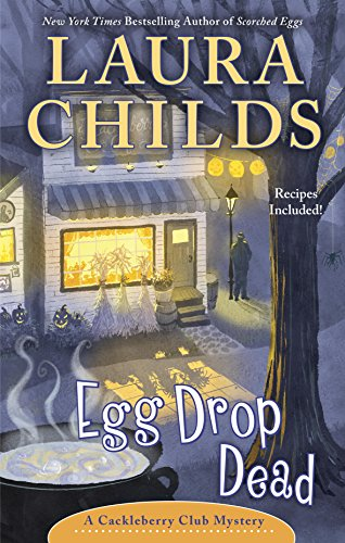 Egg Drop Dead (A Cackleberry Club Mystery Book 7)]()
