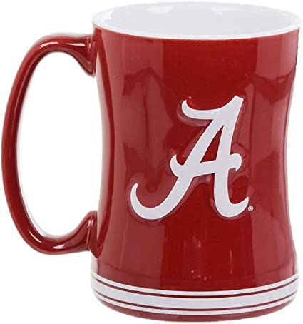 Jenkins Enterprises South Carolina Gamecocks Ceramic Relief Mug