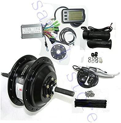 GZFTM 250 W 24 V Conector eléctrico sin escobillas Gang Buje del ...