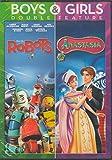 Boys & Girls Double Feature: Robots / Anastasia