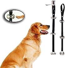 2 pcs Dog Doorbells for Dog Potty Training Puppy DoorBell for Dog Housetraining