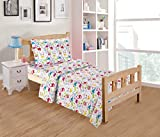 Linen Plus 3pc Crib/Toddler Bed Sheet Set Baby