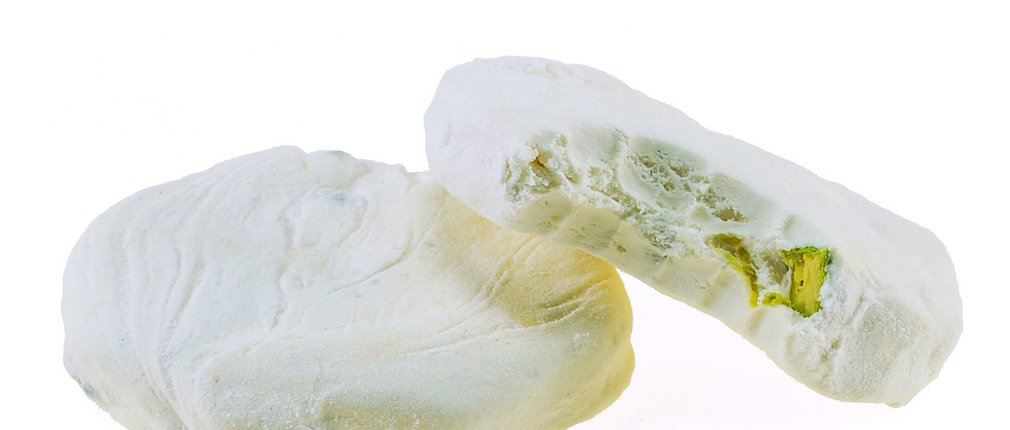 Fard Pistachio Nougat,16 Oz (Gazz In Flour)