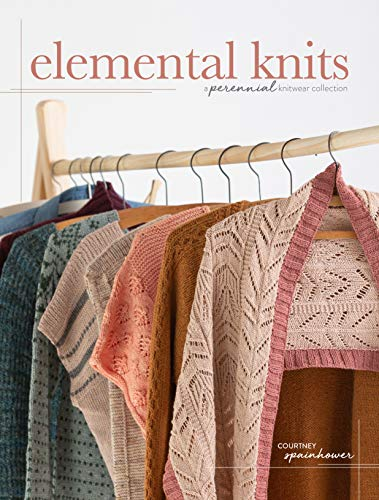 Elemental Knits: A Perennial Knitwear Collection