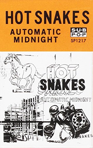 Cassette : Hot Snakes - Automatic Midnight (Cassette)