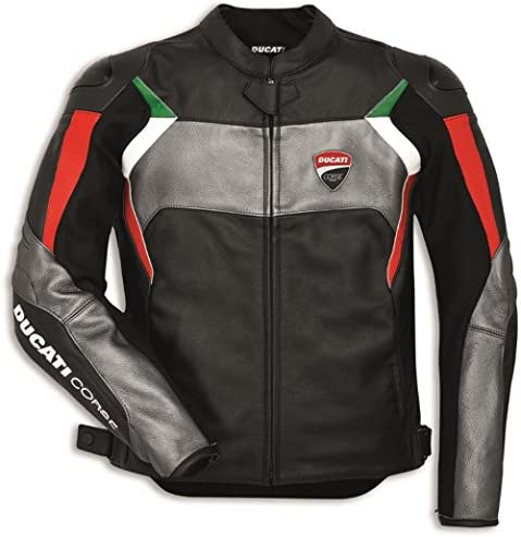 Ducati Perforated Leather Jacket Dainese product image