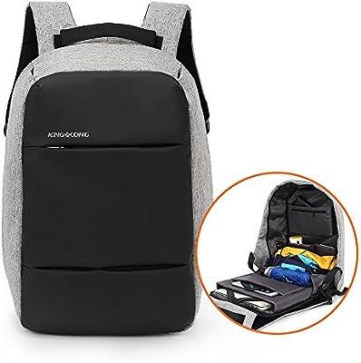 Amazon.com: KINGLONG - Mochila para ordenador portátil ...