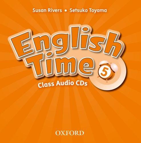 English Time: 5: Class Audio CDs (X2) pdf