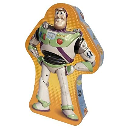 ASS Altenburger Spielkartenfabrik 22575096 – Toy Story 3 Set de regalo en una caja de metal