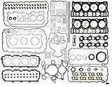 MAHLE Original Ford 6.0 6.0L Powerstroke 2003-2010 18MM FULL Gasket Set - DK Engine Parts (18MM)