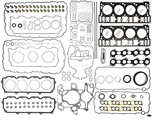 MAHLE Original Ford 6.0 6.0L Powerstroke 2003-2010 20MM FULL Gasket Set - DK Engine Parts (20MM)