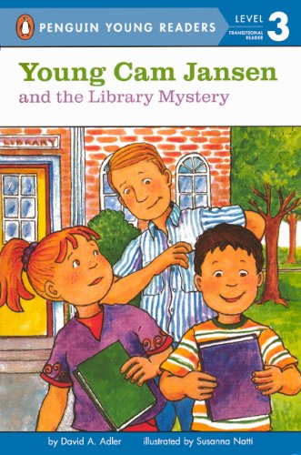 Download Young Cam Jansen And The Library Mystery (Turtleback School & Library Binding Edition) pdf epub