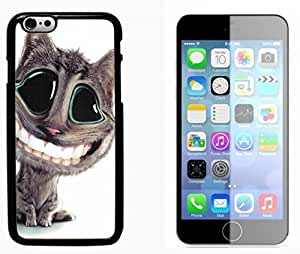 Popular Designed Kitten Cat Pet Cute Hard Plastic and Aluminum Back Case FOR Apple iPhone 6 6G 4.7 BY XINCASE
