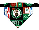 Over the Collar, Reversible Dog Bandana, Boston Celtics, Bell Art Designs, DCS0026