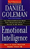 Book Cover for Emotional Intelligence: Why It Can Matter More Than IQ