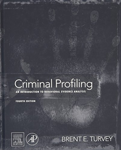 criminal profiling an introductory guide
