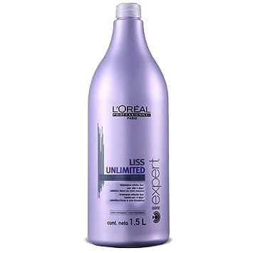 L oreal Professionnel Liss Unlimited Shampoo 1500ml  Amazon.co.uk  Beauty 69a13c071f7