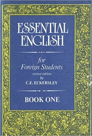 Essential English Book 1