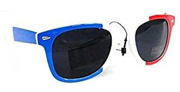 Gafas de sol protección UV400, montura de bandera de Francia