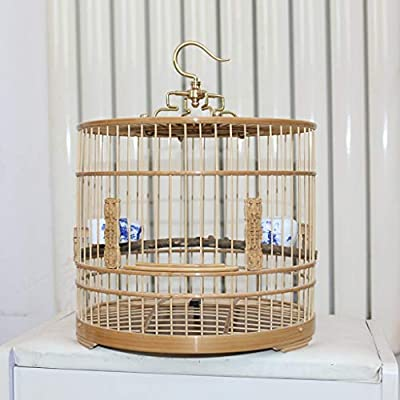 BTRI Mejore la Jaula de cría de Aves al Aire Libre del Portador de ...