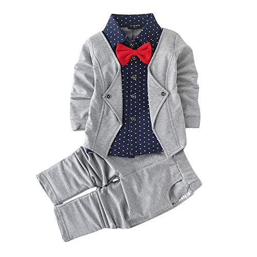 Si-Noir-Boys-Cotton-Blazer-Navy-Shirt-and-Pant-Suit-Set-in-Gray