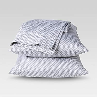 Amazon.com: threshold Performance Sheet Set Patterns 400 Thread