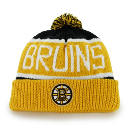 Boston Bruins Yellow Cuff