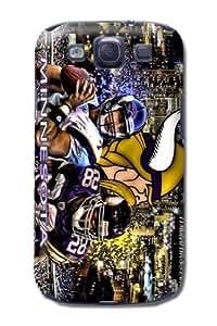 Souvenir Nfl Minnesota Vikings Samsung Galaxy S3 Case For Football Fans&Amateur