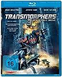 TRANSMORPHERS 3 - Der Dunkle Mond [Blu-ray]