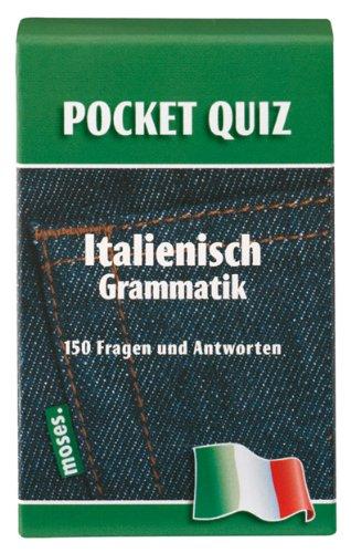 Italienisch Pocket Quiz. Grammatik