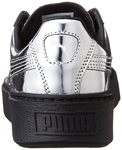 Puma Basket Creepers Metallic W Calzado Multicolor