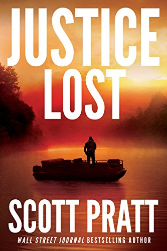 Justice Lost (Darren Street Book 3) cover