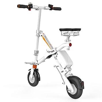 Scooter Eléctrico Plegable Ultimate Bicicleta Compacta con ...