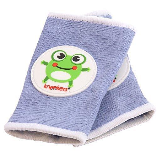 Ah Goo Baby Hoppy Frog Kneekers, Periwinkle Chunkalicious...